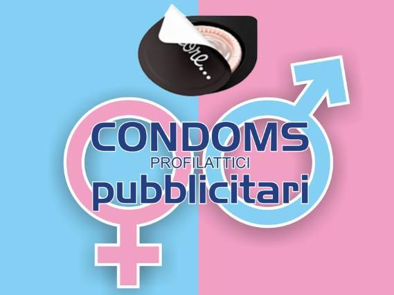 Condoms pubblicitari