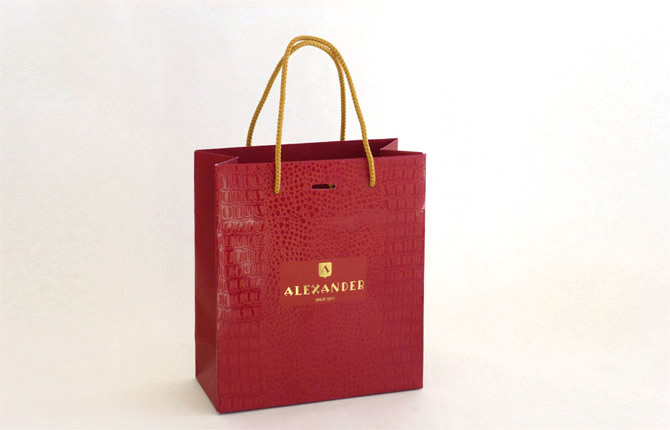 Luxury Paper Carriers