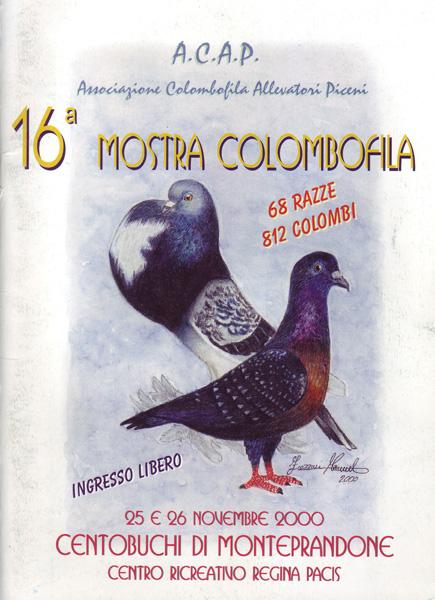 16^ Mostra Colombofila