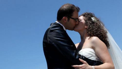 video matrimonio Francesca + Walter