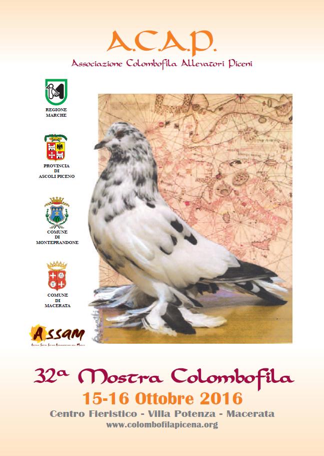 32^ Mostra Colombofila