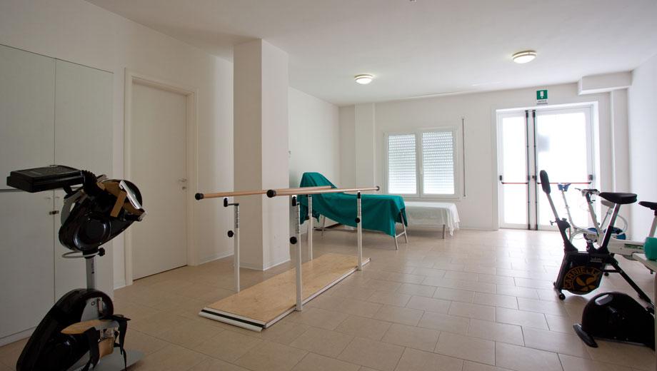 Residenza per anziani osimo ancona fondazione recanatesi for Piano casa palestra