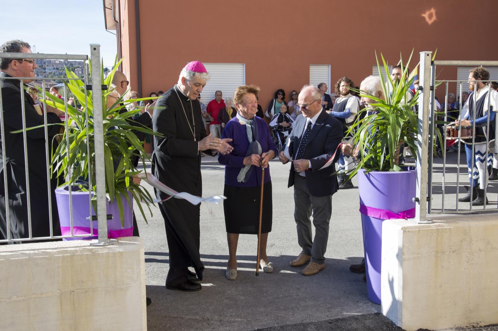 Inaugurazione nuova residenza Iris!